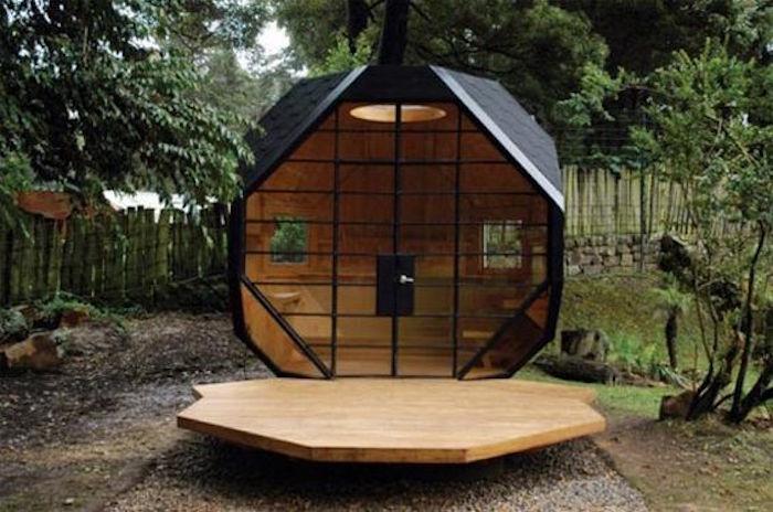 Maisonnette en bois enfant 60 jolies demeures pour les - Bureau de jardin prix ...