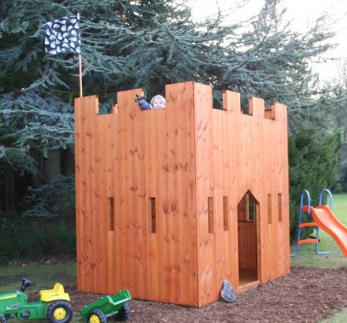 cabane-jardin-enfant-chateau-maisonnette-en-bois-enfant