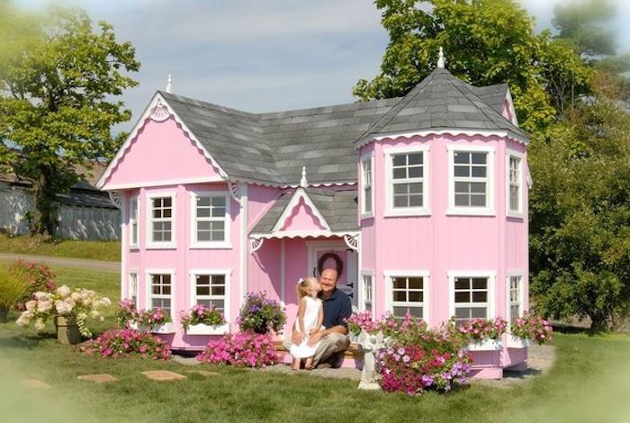 maisonnette en bois enfant 60 jolies demeures pour les. Black Bedroom Furniture Sets. Home Design Ideas