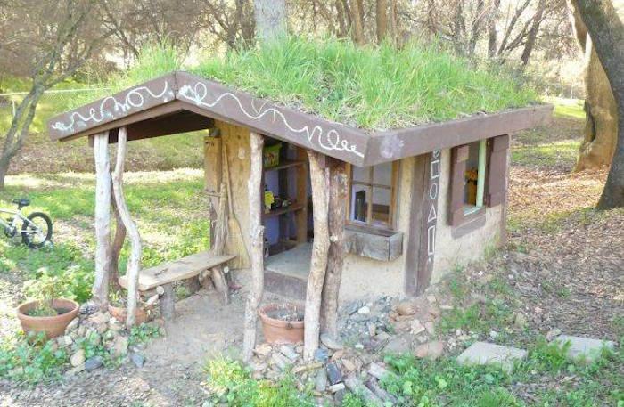 Comment Construire Une Cabane En Bois Simple Plan Cabane En Bois