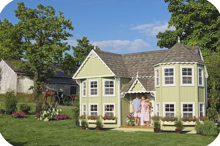maisonnette-en-bois-enfant-jardin-enfant-cabane