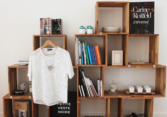 Bien-aimé DIY | Recycler une Caisse En Bois Deco en 40 idées - Archzine.fr AI12