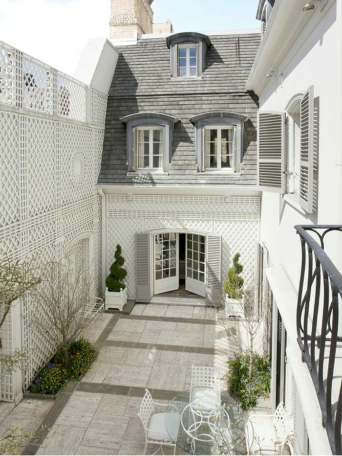 carrelage exterieur blanc carrelage with carrelage exterieur blanc fabulous agrandir en. Black Bedroom Furniture Sets. Home Design Ideas
