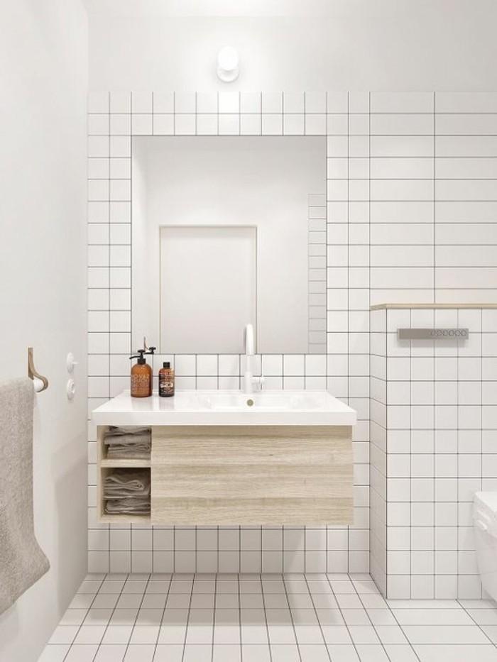carrelage-blanc-design-simple