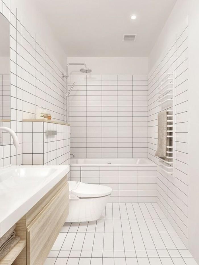 carrelage-blanc-salle-de-bain-lavabo-douche-design-blanc-tres-élégant