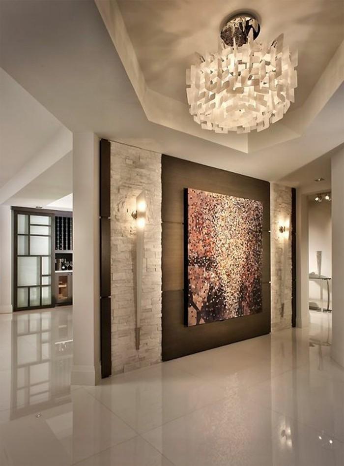 carrelage-blanc-salon-moderne-lustre-tres-chic