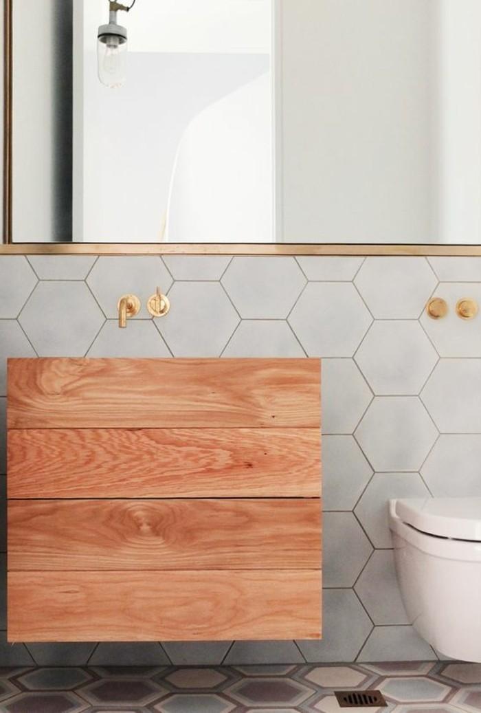 Petite salle de bain taille carrelage salle de bains - Taille salle de bain ...