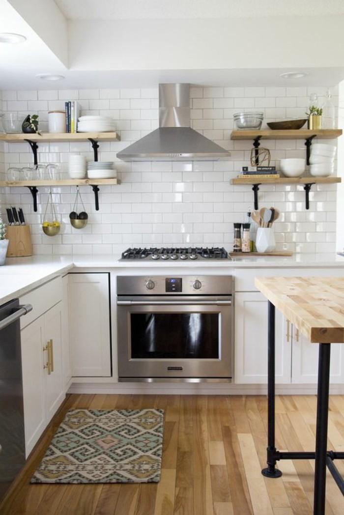 carrelage-metro-blanc-cuisine-contemporaine-style-scandinave