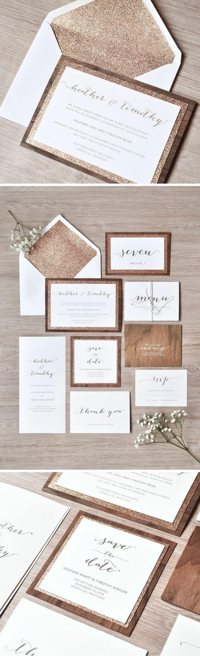 carte-d-invitation-maraige-creatif-chic-classy-en-blanc-et-papier-brillant-en-or