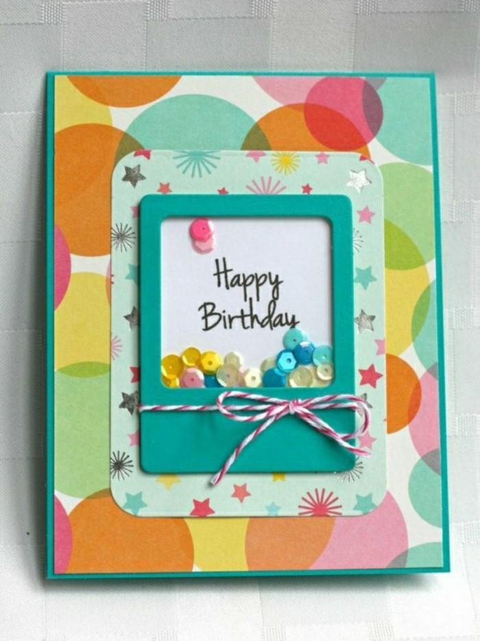 cartes-de-voeux-originales-souhaiter-joyeux-anniversaire-carte-colore-avec-des-ballons-et-des-boutons-colores