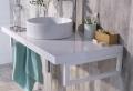 Salle de bain zen : jouez la carte du meuble en bois