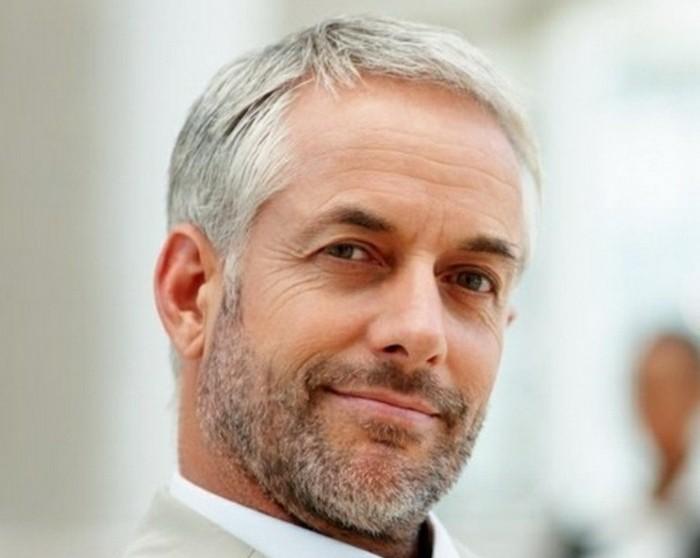 coupe homme pour cheveux gris coloration des cheveux moderne. Black Bedroom Furniture Sets. Home Design Ideas