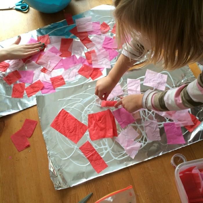 55 magnifiques id es de bricolage saint valentin pour for Idee soiree st valentin a la maison