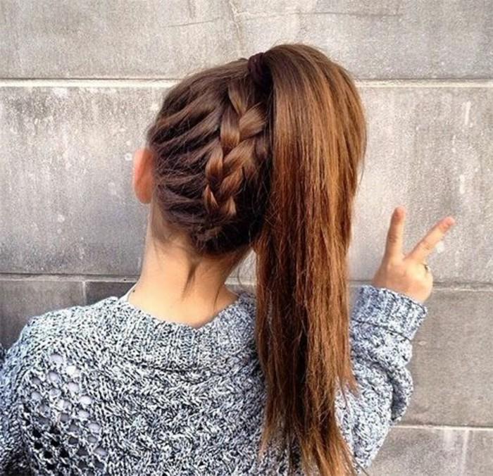 coiffure-avec-tresse-parfaite-pour-l-ecole-idee-geniale-coiffure-ado-fille
