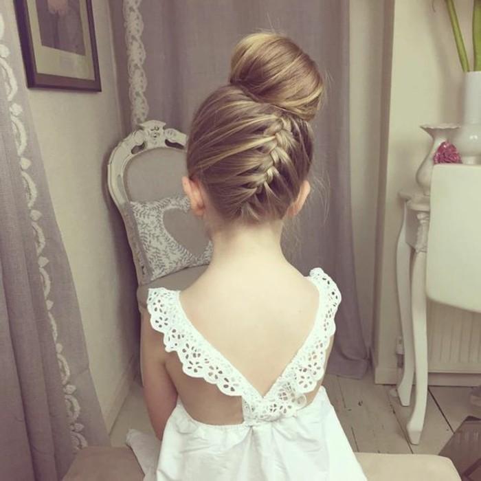coiffure-petite-fille-mariage-jolie-suggestion-tresse-et-chognon