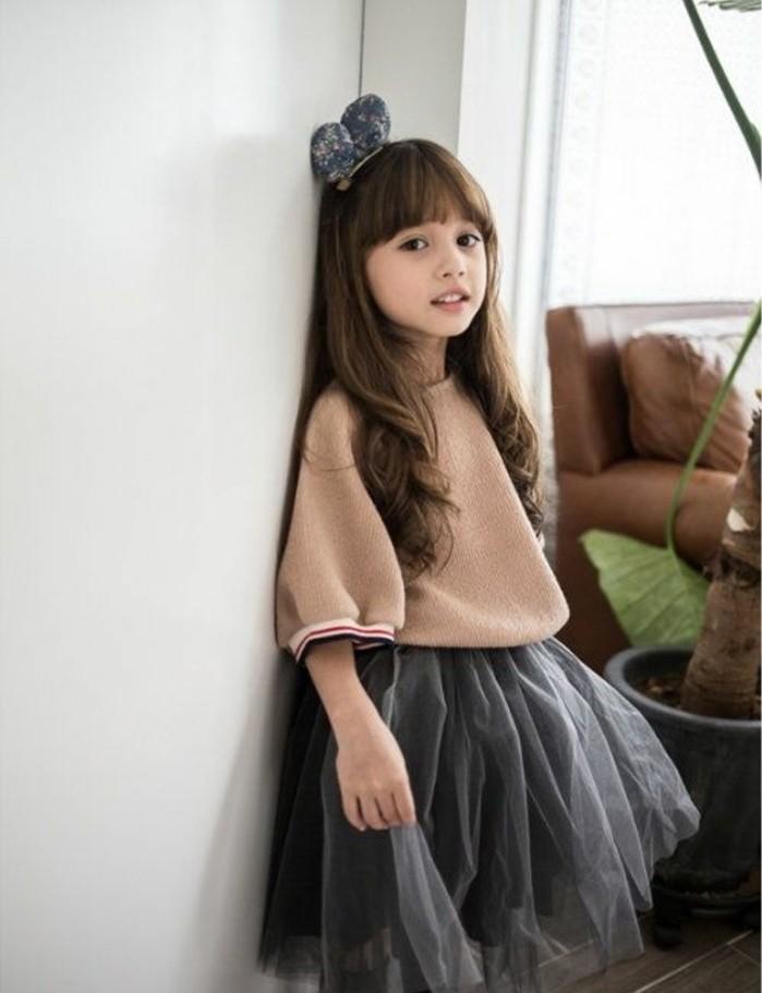 coiffure-petite-fille-originale-super-idee-pour-votre-petite-princesse-joli-accessoire-pour-cheveux