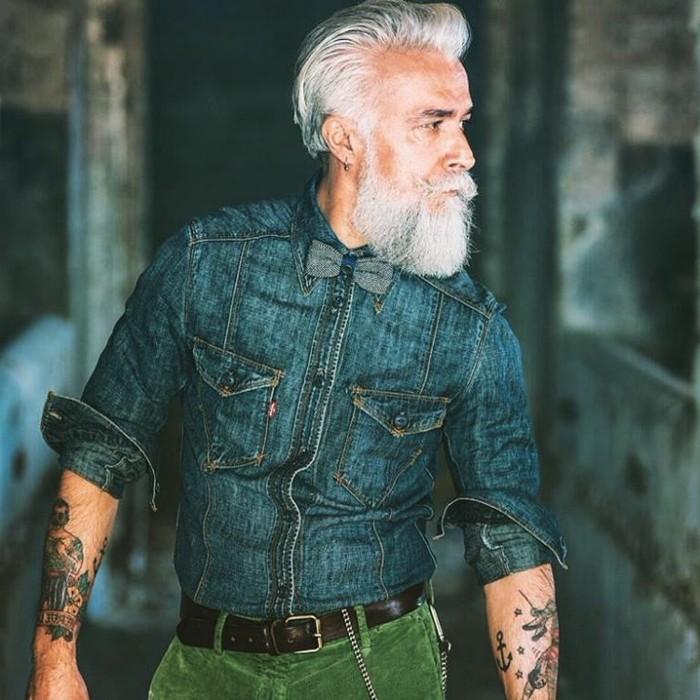 coloration homme cheveux blancs coloration cheveux homme - Meilleure Coloration Cheveux Blancs