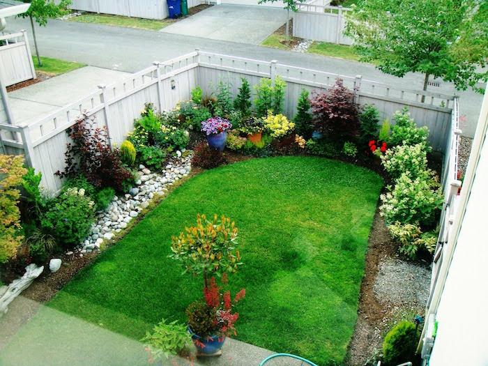 Jardin et gazon anglais optez pour le style so british for Arbustes pour jardin anglais