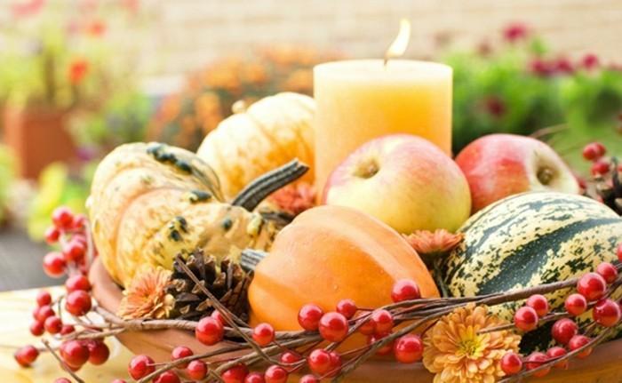 comment-creer-une-jolie-deco-automne-bougie-decorative-pommes