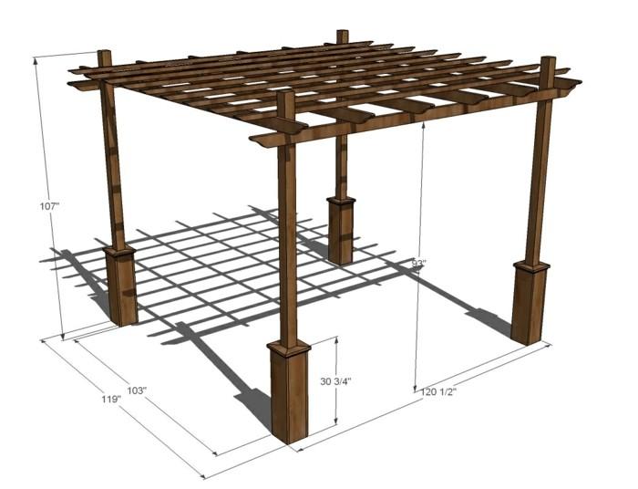 construire-pergola-plan-pergola-bois-soi-meme-diy