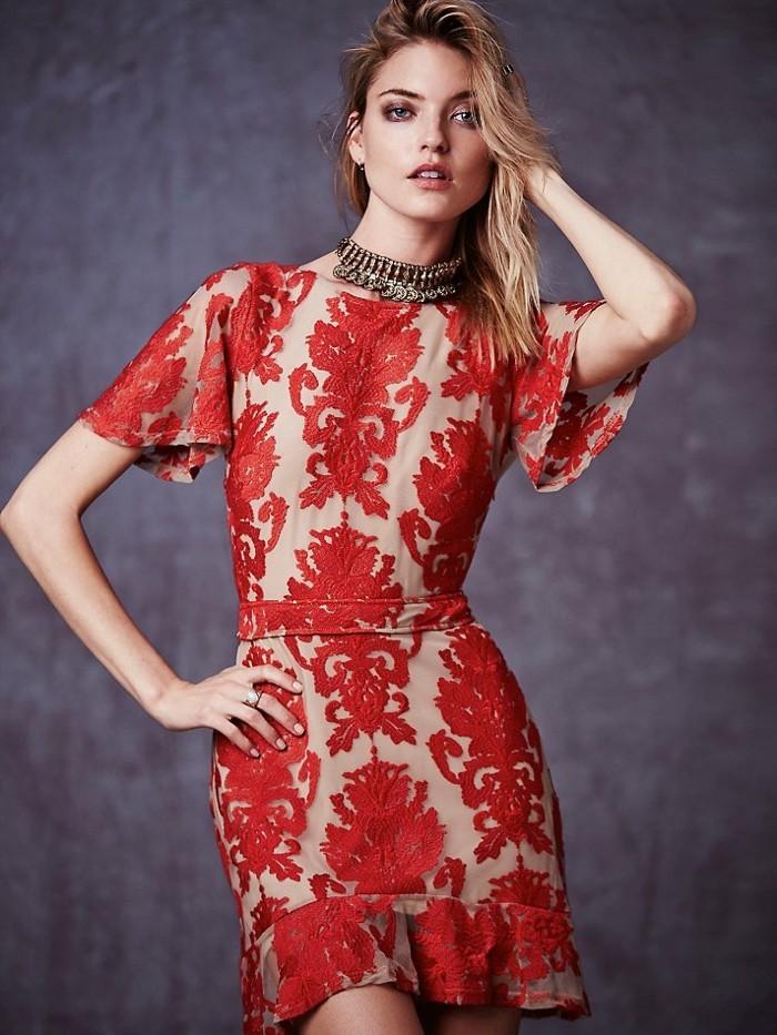 cool-idee-pour-la-robe-st-valentin-chique-robe-rouge