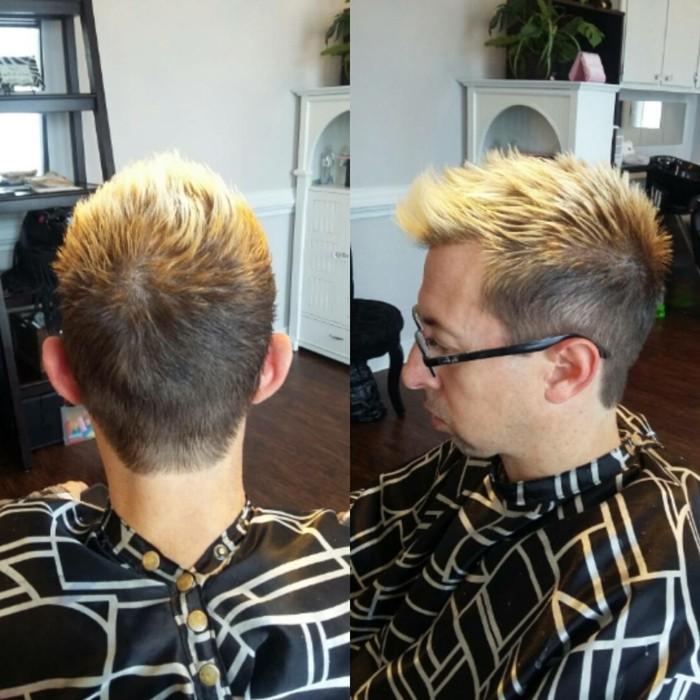coupe-undercut-homme-meche-blonde-homme