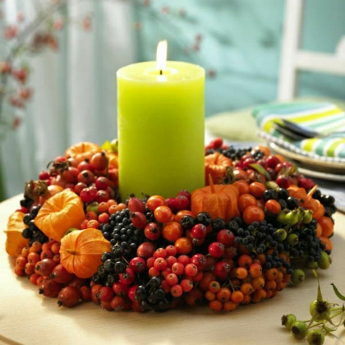 couronne-de-fruits-activite-manuelle-adulte-pour-decorer-la-table-d-automne