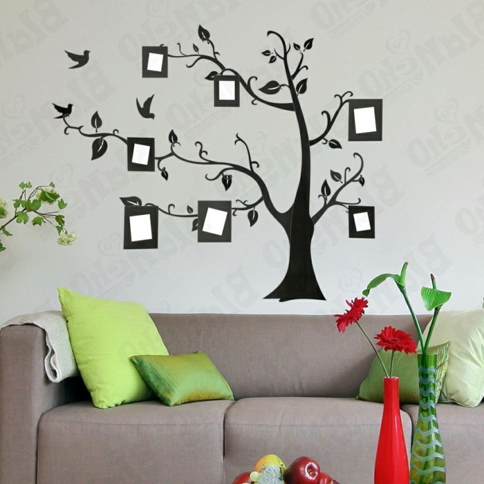 Decoration murale geante id es conseils et combinaisons en photo archzin - Decoration murale geante ...