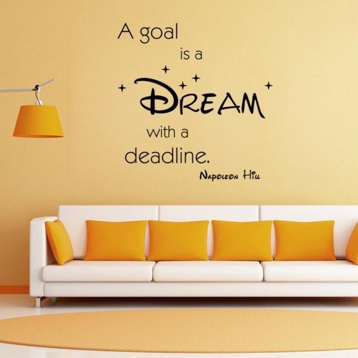 Decoration murale geante id es conseils et combinaisons - Toile murale decorative ...