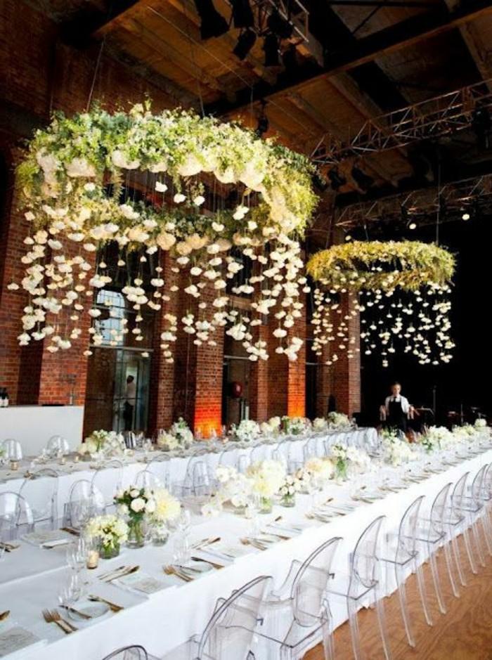 La d coration salle de mariage comment conomiser de l for Decoration de table champetre