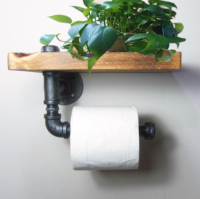 Tag re wc 40 mod les pour trouver le meuble id al - Derouleur papier toilette design ...