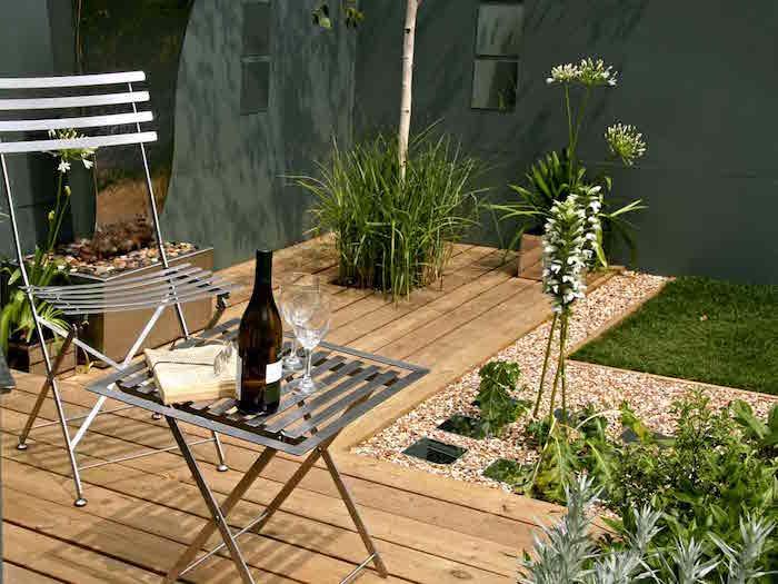 Sur une petite surface, l'amenagement jardin sera d'autant plus ...