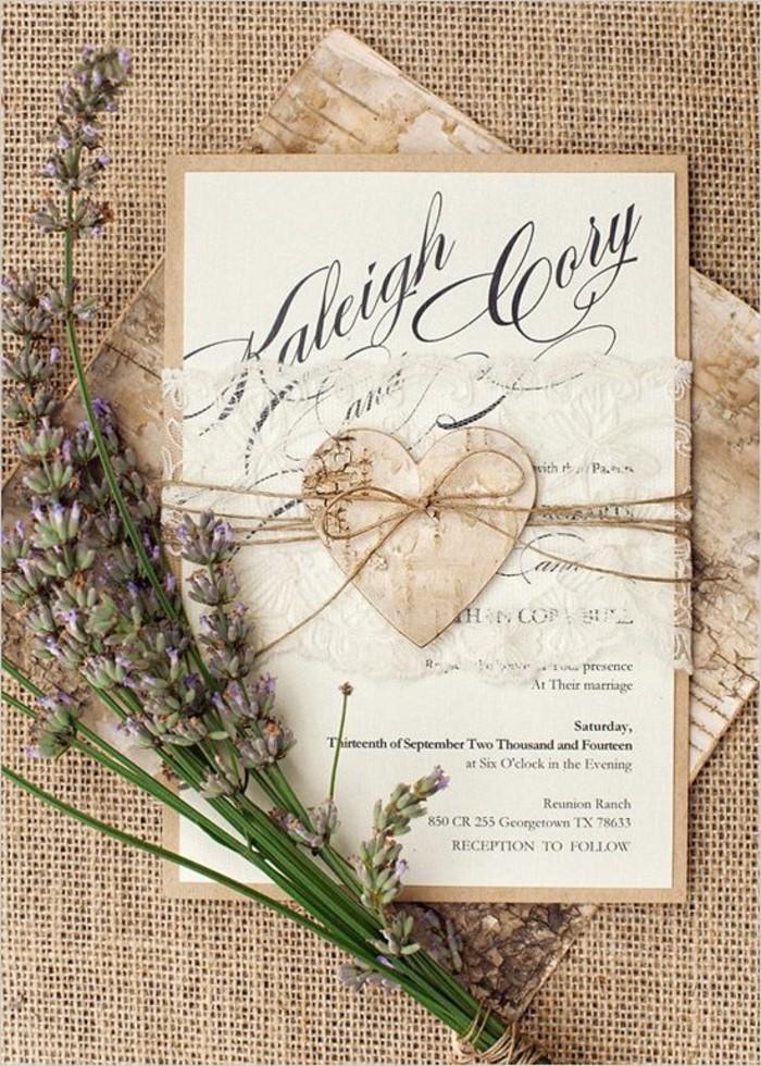 diy-faire-part-mariage-champetre-tuto-en-photo-carte-d-invitation-en-beige-clair-et-beige-fonce