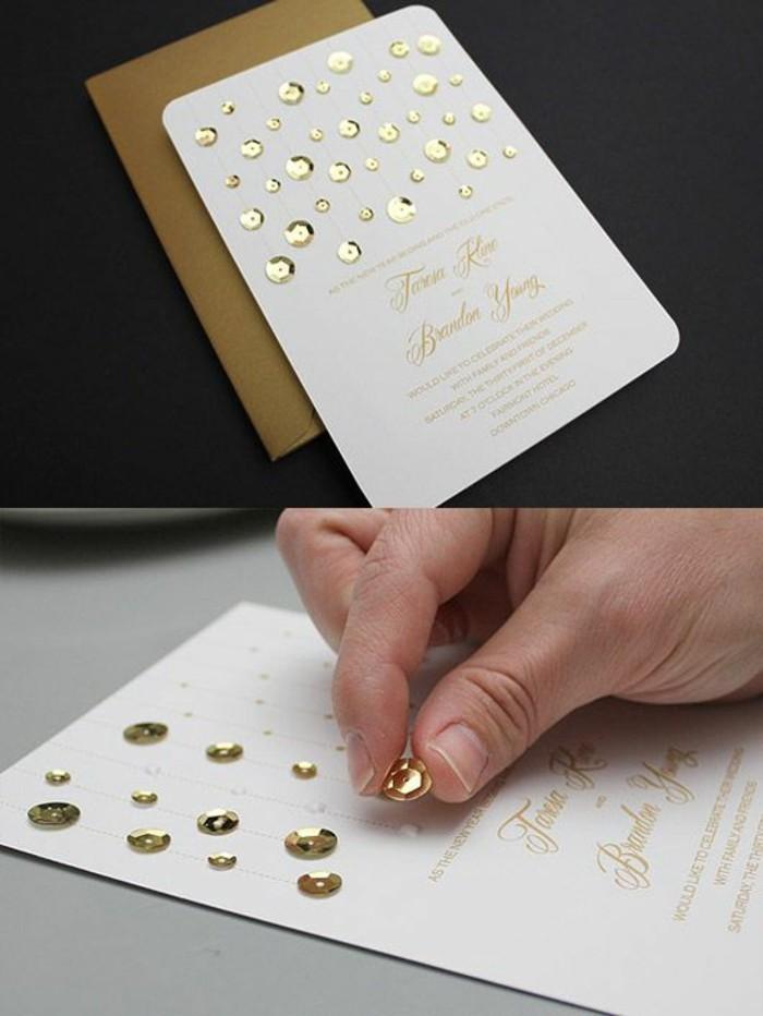 Populaire DIY faire-part de mariage original pour moins de 20 euros! LY47