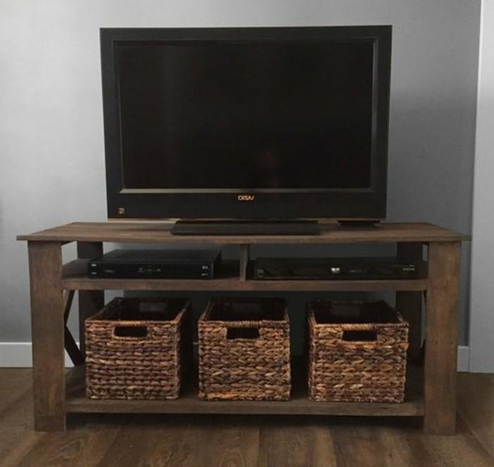 diy-meuble-en-bois-marron-style-rustique-tres-simple