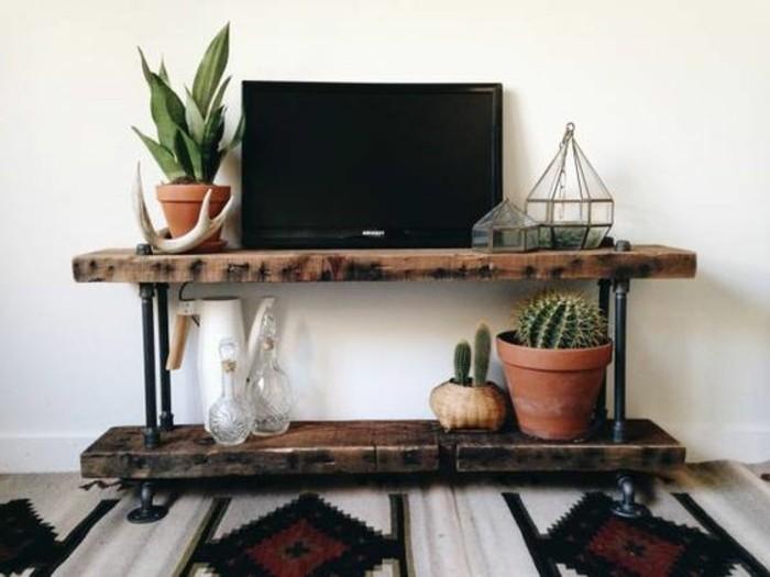 diy-meuble-tv-rustique-idee-que-vous-allez-realiser-facilement