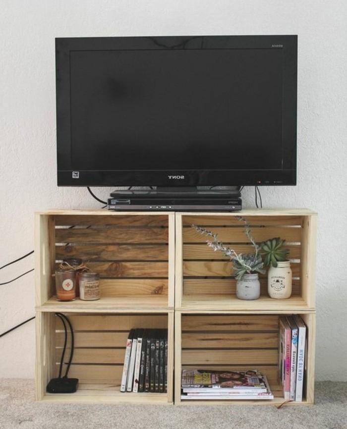 fabriquer un meuble tv instructions et mod les diy