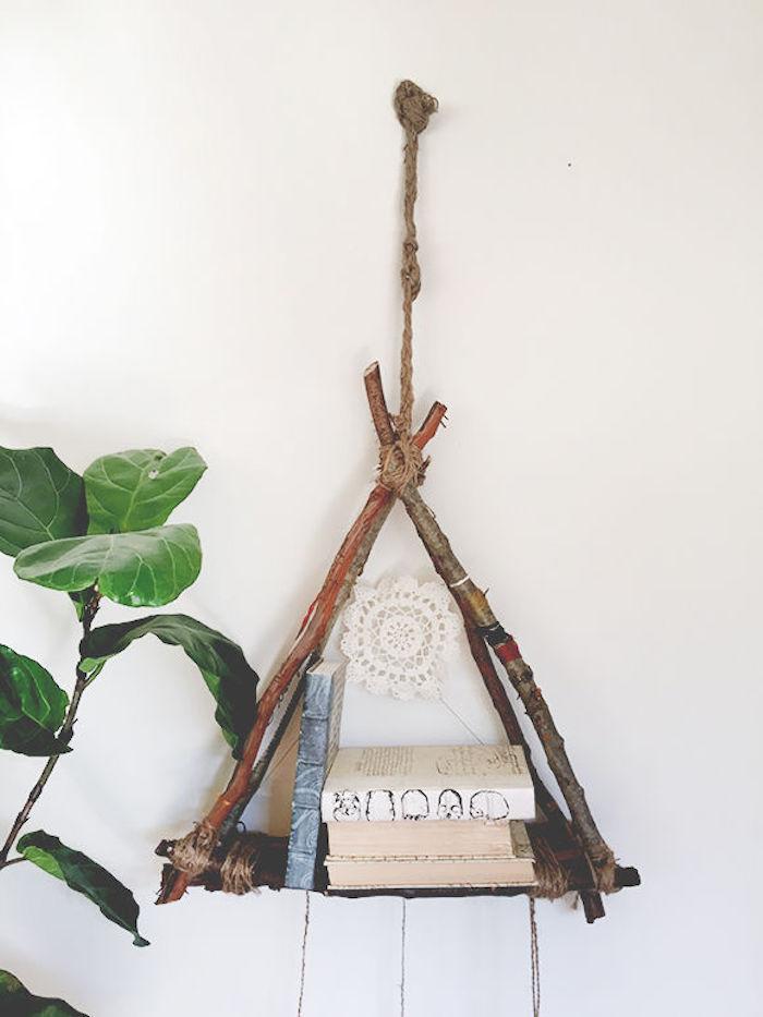 etagere-suspendue-bout-de-dois-meubles-suspendus-pas-cher-diy-corde