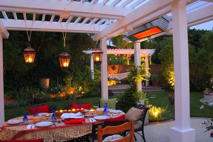 luminaire de jardin exterieur cheap with luminaire de. Black Bedroom Furniture Sets. Home Design Ideas