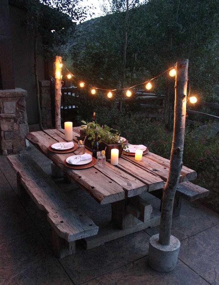 eclairage-exterieur-terrasse-lumiere-table-jardin