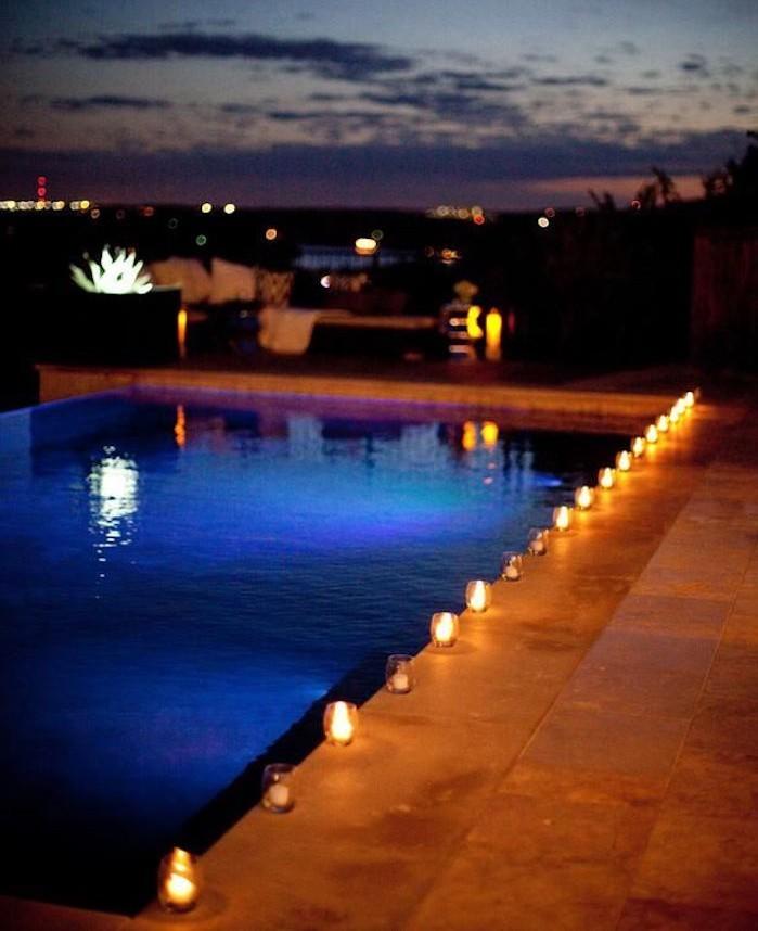 eclairage-piscine-spot-led-lumiere-bassin-eclairer-avec-bougies
