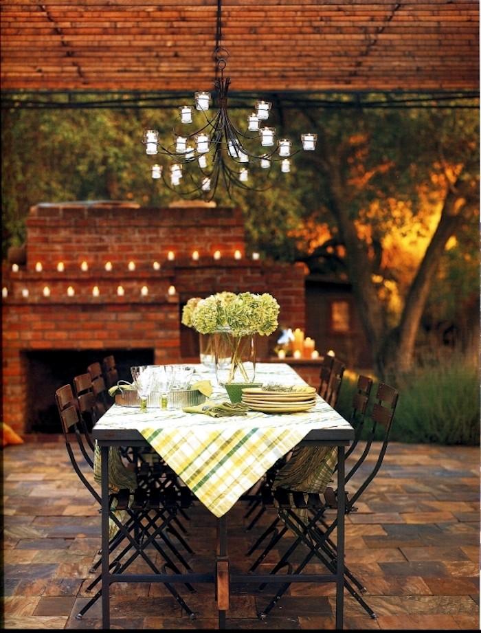eclairage-terrasse-chandelier-exterieur