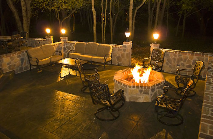 Clairage terrasse 60 id es et conseils pour un - Eclairage terrasse exterieure ...