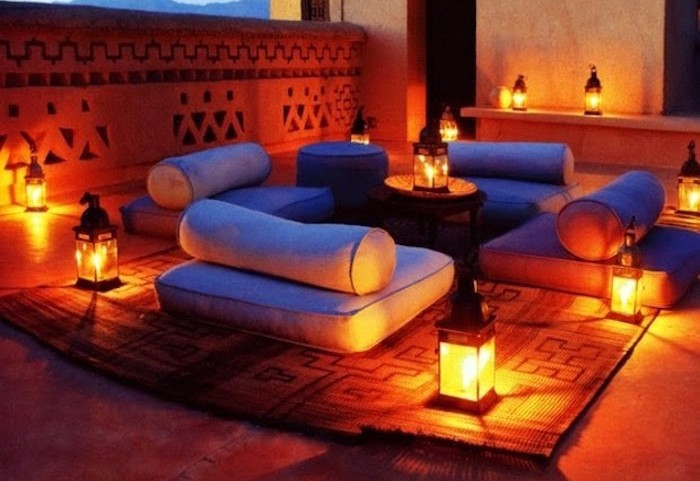 eclairage-terrasse-marocaine-lanternes