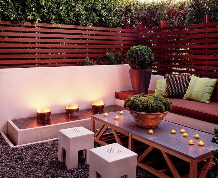 eclairage-terrasse-petite-bougies