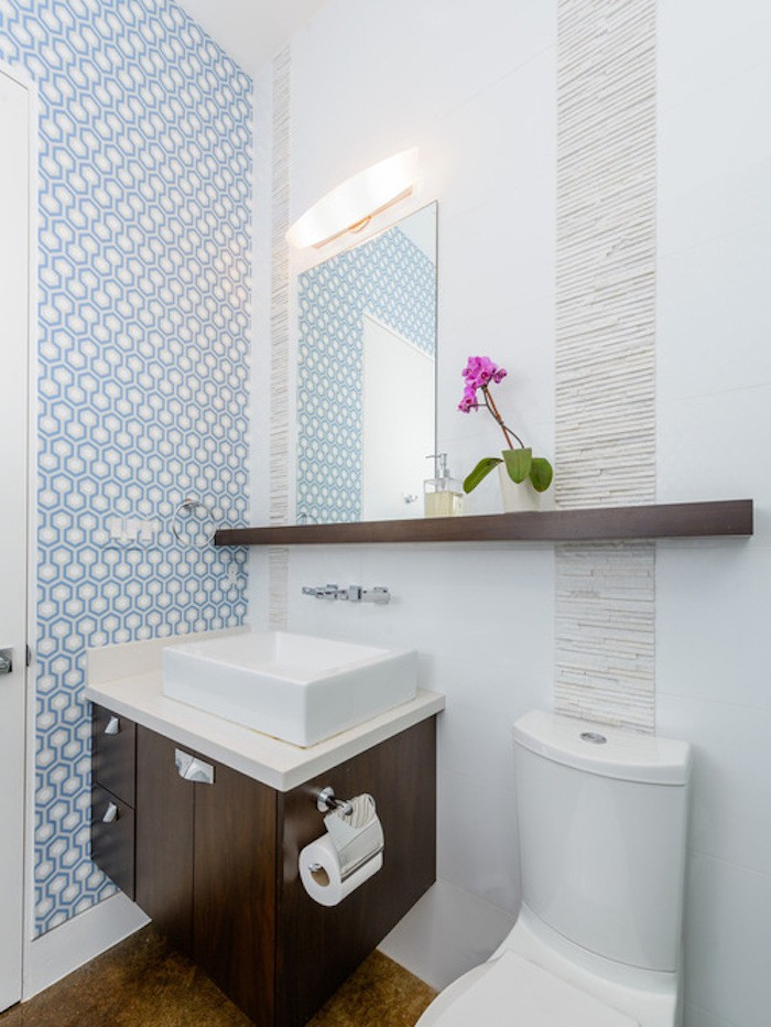 1001 id es tag re wc 40 mod les pour trouver le for Etagere salle de bain design