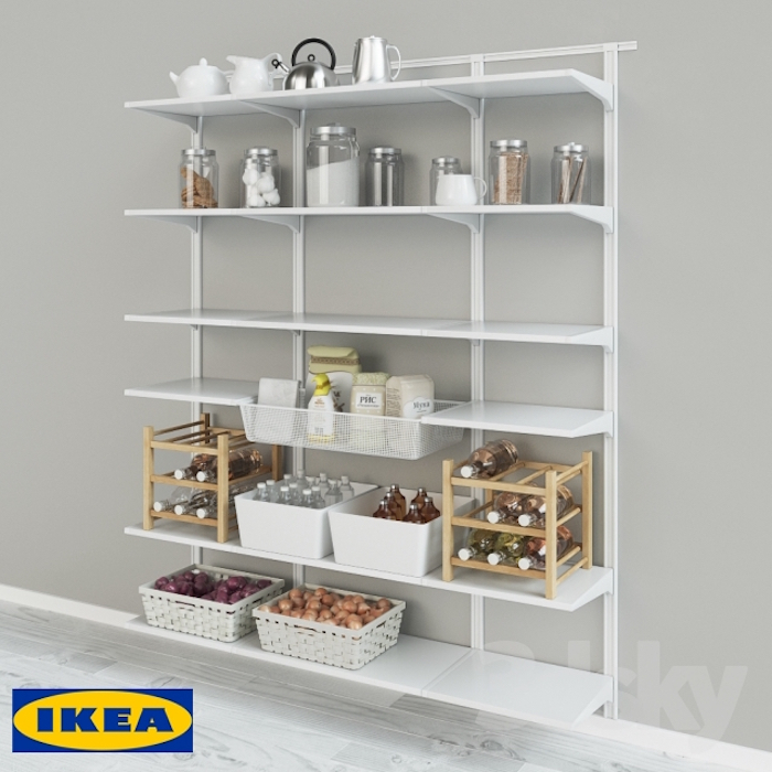 etagere de cuisine ikea free dcoration etagere cuisine. Black Bedroom Furniture Sets. Home Design Ideas