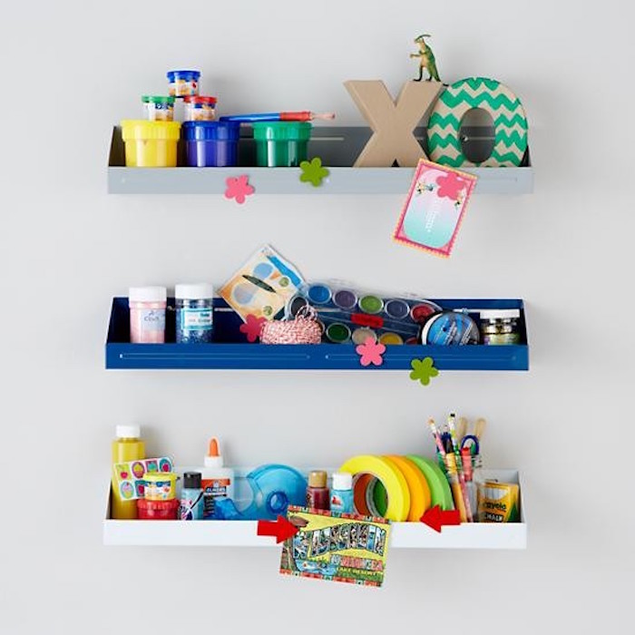 Etagere Enfant Murale : tag re enfant 50 mod les de rangements pour la rentr e ~ Teatrodelosmanantiales.com Idées de Décoration