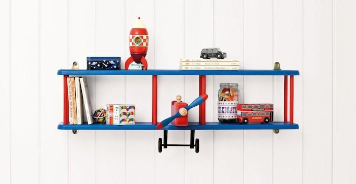 ✿ ÉTAGÈRE enfant | 50 modèles de rangements pour la rentrée