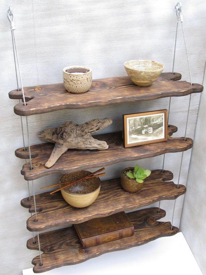 etagere-suspendue-etagere-suspendre-meubles-suspendus-tuto-bois-ficelle-comment-idee-deco-rustique-vintage-salle-de-bain-tissu-en-bois
